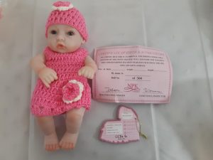 NPK Collection Baby Doll NEW