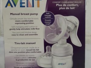 Phillips Avent Manual Breast Pump